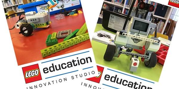 Lego education pour programmer votre robot