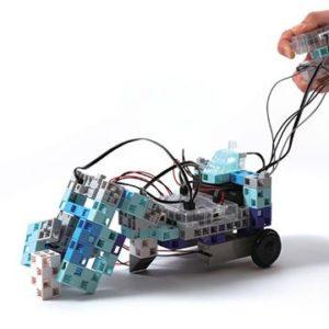 robot grue à programmer